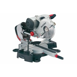 METABO 0102540200 KGS 254 CROSSCUT AND MITRE SAW; INDUCTION MOTOR AND TRACTION FUNCTION