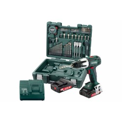 METABO 602103540 SB 18 LT  CORDLESS IMPACT DRILL;MOBILE WORKSHOP