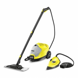 KARCHER STEAM CLEANER SC 4 + IRON KIT