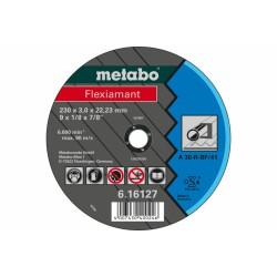 METABO 616121000 CUTTING DISCS STEEL-FLEXIAMANT 150X3.0X22.23
