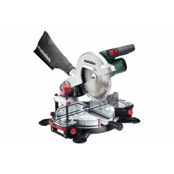 METABO 619001850 KGS 18 LTX 216 CORDLESS CROSSCUT SAW;WITH SLIDING FUNCTION