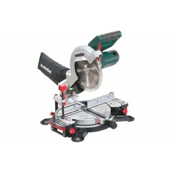 METABO 619216000 KS 216 M CROSSCUT AND MITRE SAW