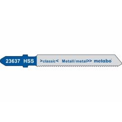 METABO 623637000 JIGSAW BLADES-METAL