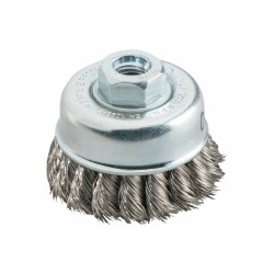 METABO 623710000 WIRE CUP BRUSHES KNOTTED