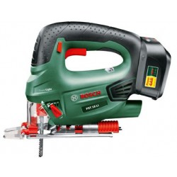BOSCH Cordless Jigsaw  PST 18 Li Set Including Battery Pack