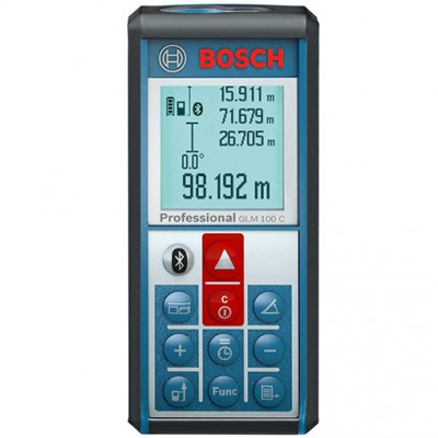 BOSCH Range Finder GLM 100 C