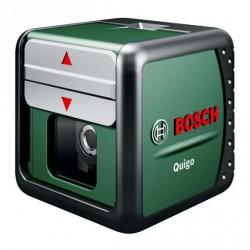 BOSCH Quigo II Self-Levelling Cross-Line Laser Level