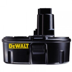 DeWalt DE9096-XJ Battery Pack  18V Nickel Cadium / NiCd / 2.4Ah /