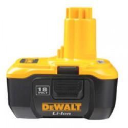 DeWalt DE9180 BATTERY  18V Li-ion NANO / Li-ion / 2.0Ah