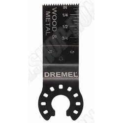 DREMEL Multi-Max Wood and Metal Flush Cut Blade (MM422)