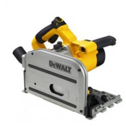 DeWalt DWS520KR-GB Plunge Saw 165mm 1300W + 1.5m Guide Rail
