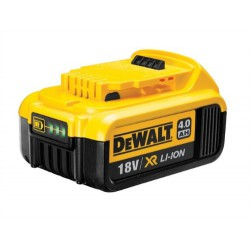 DeWalt DCB182-XJ Battery Pack 18V Li-ion 4Ah