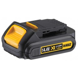 DeWalt DCB141-XJ Battery Pack  14.4V Li-ion 1.5Ah