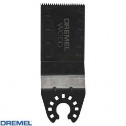DREMEL MULTI-MAX WOOD FLUSH CUT BLADE (MM480)