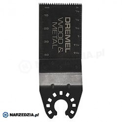 Dremel Multi-Max Wood/ Metal Blade (2615M482JA)