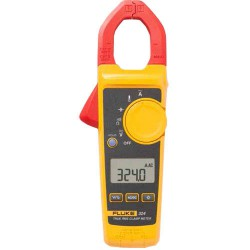 Fluke 324 Clamp Meter 400A AC True RMS with Temperature