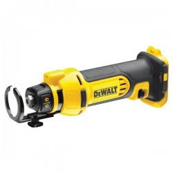 DeWalt DCS551NT-XJ XR Li-Ion Cordless Drywall Cut-Out Tool 18 Volt Bare Unit