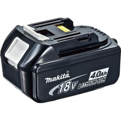 Makita BL1840 - 18v Li-ion Rechargeable Battery 4.0Ah