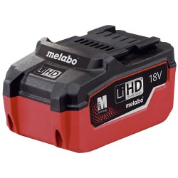 Metabo Battery - 18V  5.5Ah HD
