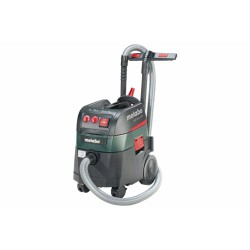METABO 602057000 ASR 25 L ACP  ALL-PURPOSE VACUUM CLEANER; WITH ELECTROMAGNETIC SHAKING AND MEASUREMENT OF PRESSURE DIFFERENTIALS